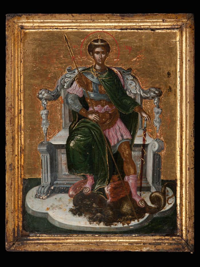 El Greco, San Demetrio