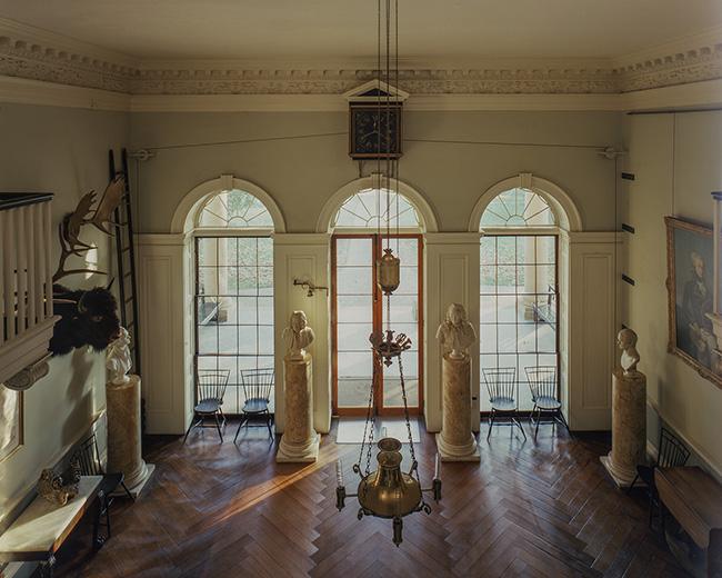 Thomas Jefferson, Monticello, Charlottesville, Virginia, United States - © Langdon Clay 2015