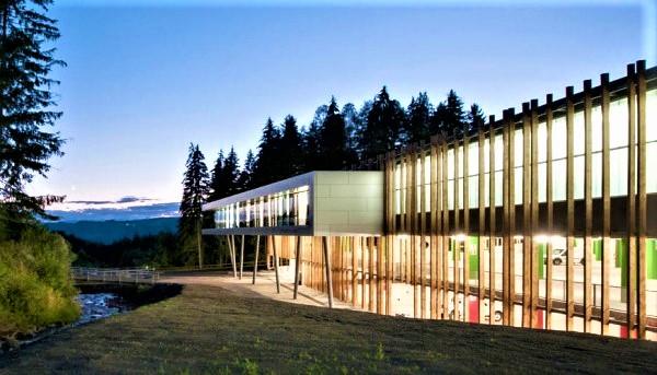 Architettura alpina tra utopia novecentesca e nuovi for Progetti architettura on line