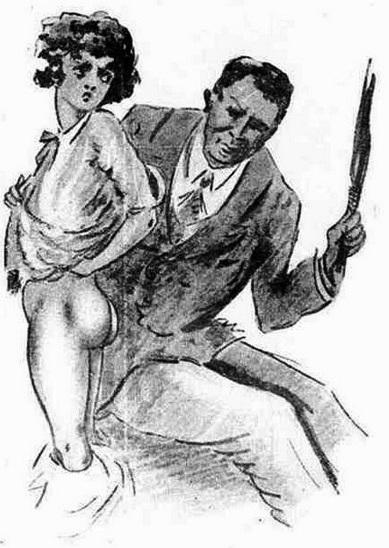 1 sculacciata donna