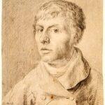 Autoritratto realizzato quando F. aveva 26 anni