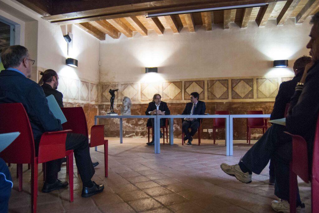 La presentazione del Premio Ghidoni - © Emanuele Bernardelli Curuz