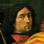 Autoritratto nell'Adorazione dei Magi del 1488, Ospedale degli Innocenti, Firenze