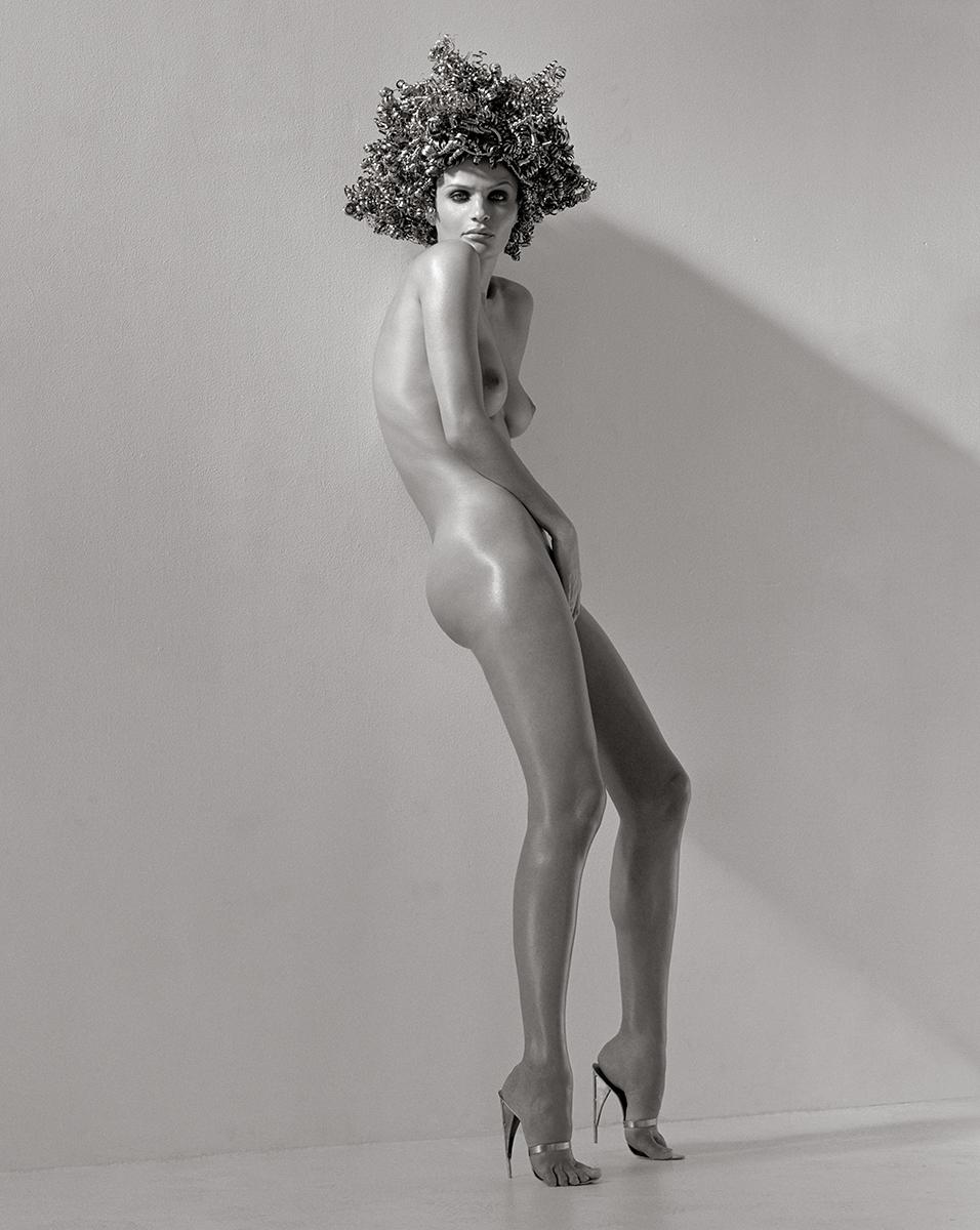 Victorias segreto modello nudo