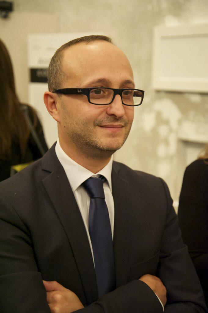 Giuseppe Virelli, membro della giuria