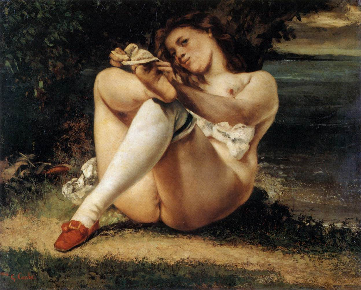 Gustave COURBET-1861