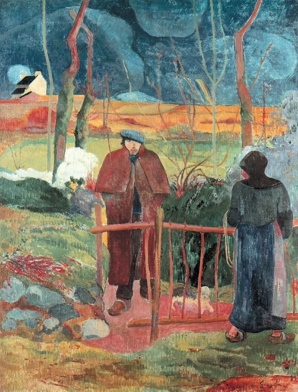 """""""Bonjour Monsieur Gauguin"""""""
