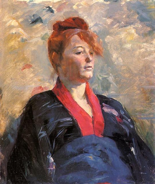 Lili-Grenier, una modella che entrò nel primo periodo della vita di Tolouse Lautrec