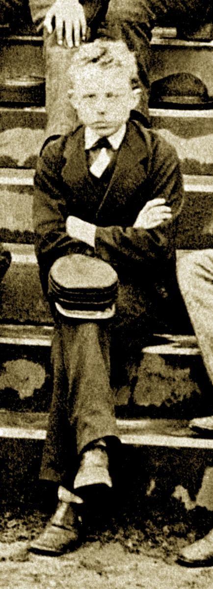 Vincent van Gogh 13enne
