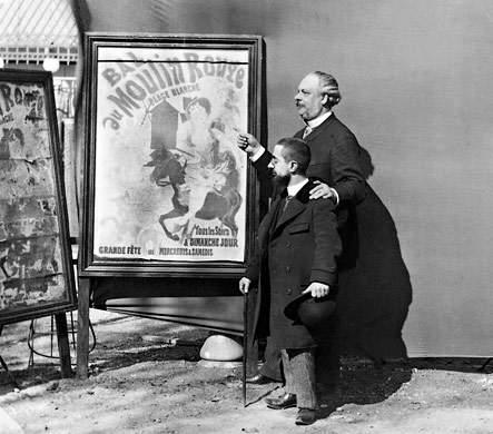 Henry e Maurice al Moulin Rouge