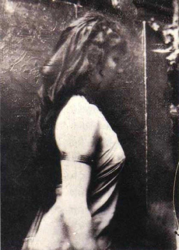 camille posa per Rodin
