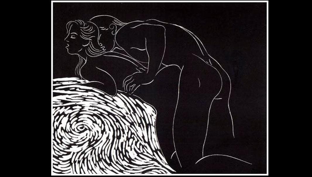 sesso anale sul periodo