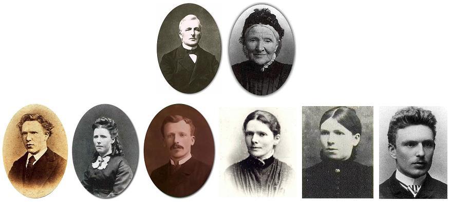 la famiglia di van Gogh