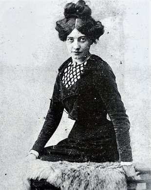 Germaine (Laura gargallo)