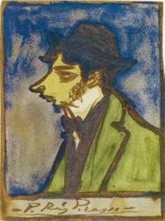 Carlo dipinto da Pablo Picasso
