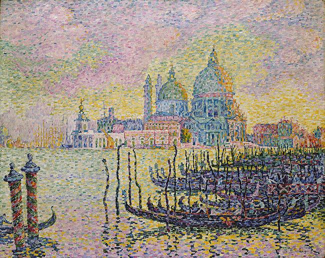 Le Grand Canal à Venise, 1905, huile sur toile, 73,5 × 92,1 cm, Musée d'art de Toledo
