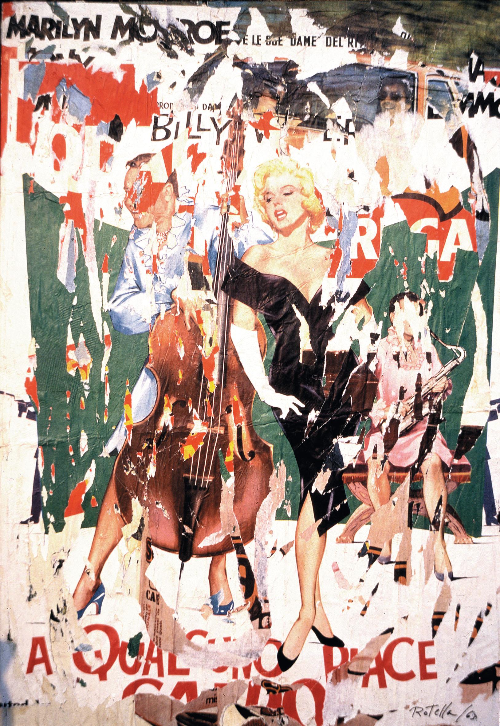 """""""A qualcuno piace caldo"""", 1962"""