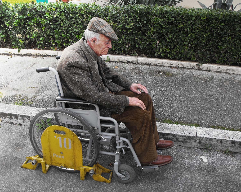 Gabriele Pace - Stuck - tecnica mista, 95x65x120 cm - 2010