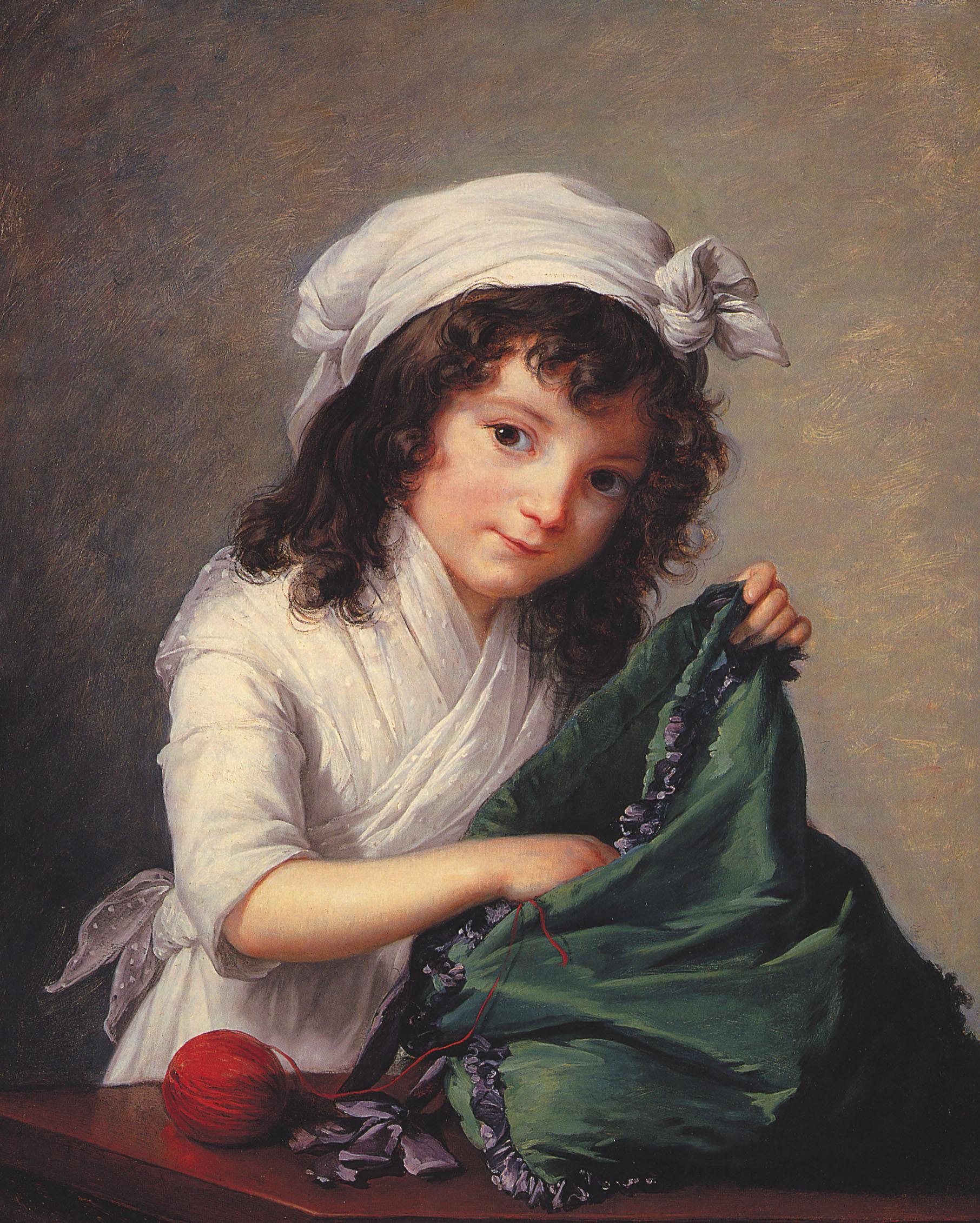 Mademoiselle Brogniart