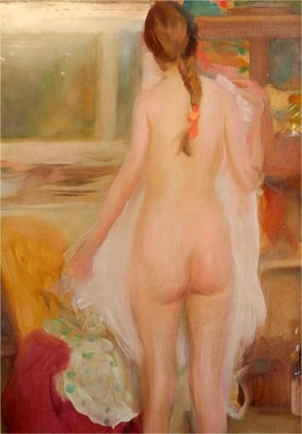 protti ragazza nuda