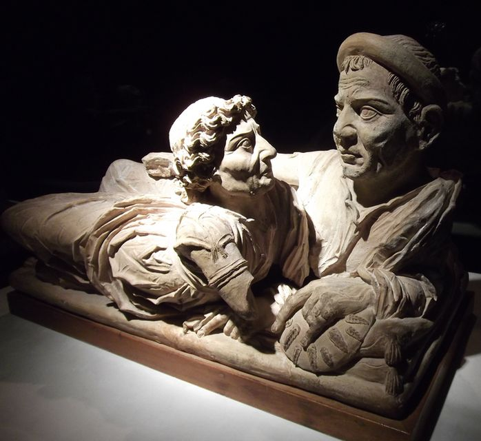 scongiuri Volterra urna sposi