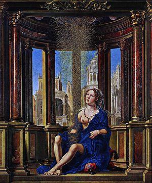 Mabuse, Danae,1527