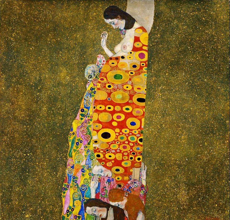 Gustav Klimt sPERANZA ii