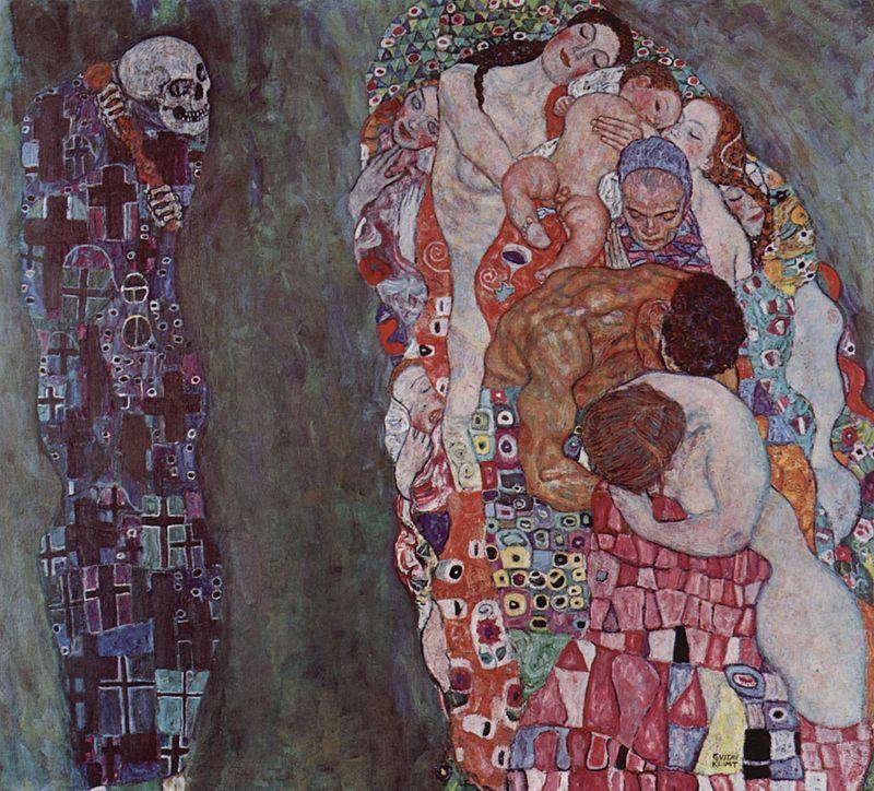 Gustav Klimt vita e morte 1908-1911