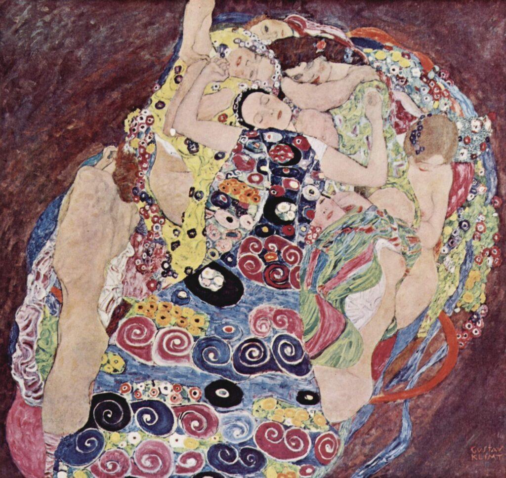 Gustav_KlimtVirgin, 1913