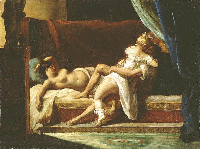Theodore Gericault_1817_1