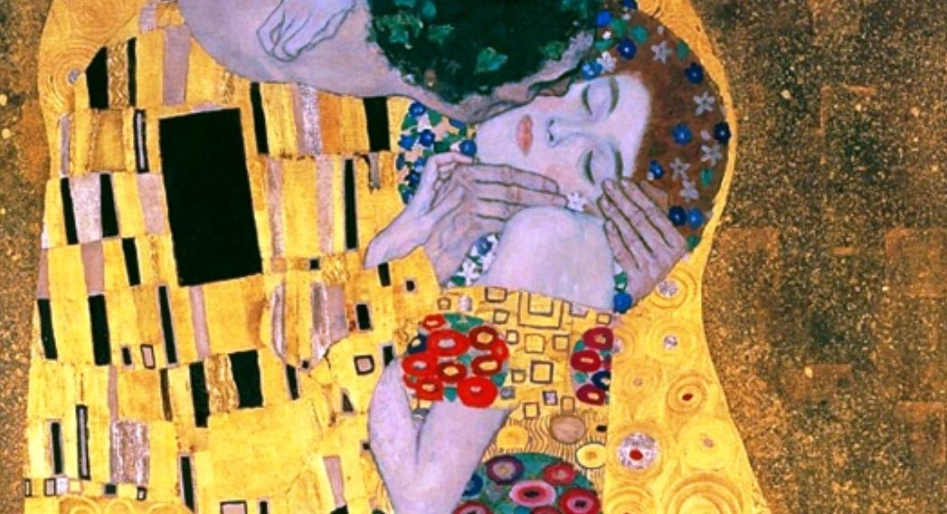 Frasi Di Klimt Sulla Vita.Il Significato Dei Misteriosi Simboli Nei Quadri Di Klimt I Segni Erotici Stile Arte