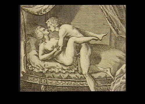 Maria Antonietta e un amante