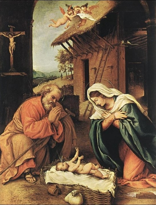 lorenzo lotto 1523