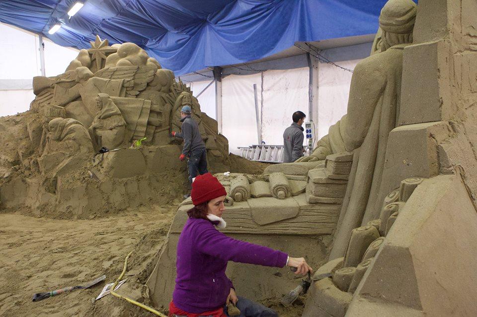 presepe in sabbia 13