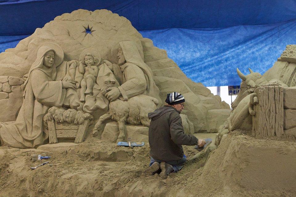 preseper in sabbia 8