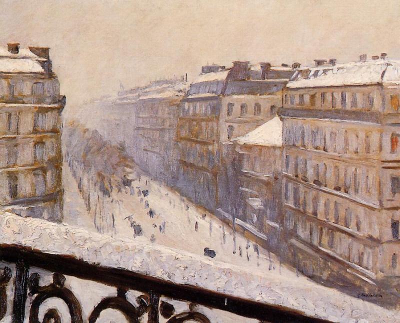 Caillebotte-Boulevard-Haussmann-effet-de-neige-80-81