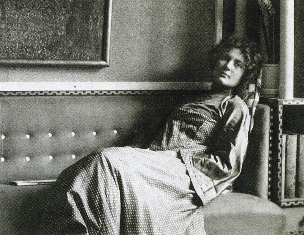 Klimt Sonia 1911