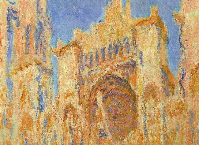 Claude Monet, La Cattedrale di Rouen, 1892/1893