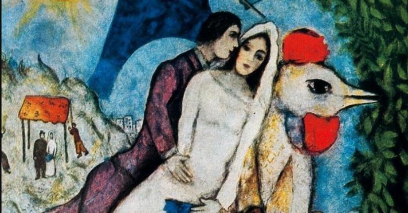 Marc Chagall - Come definire il suo stile - Stile Arte