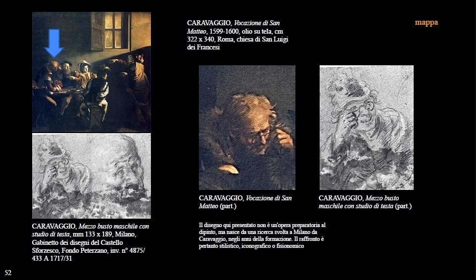 """Un'immagine tratta dal libro, """"Giovane Caravaggio. Le cento opere ritrovate. Una scoperta che rivoluziona il sitema Merisi"""", opera di Maurizio Bernardelli Curuz e Adriana Conconi Fedrigolli"""