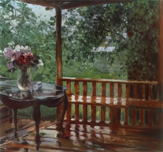 Alexandre Guerassimov, Dopo la pioggia