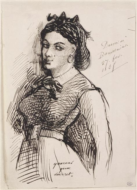 Baudelaire Jeanne Duval