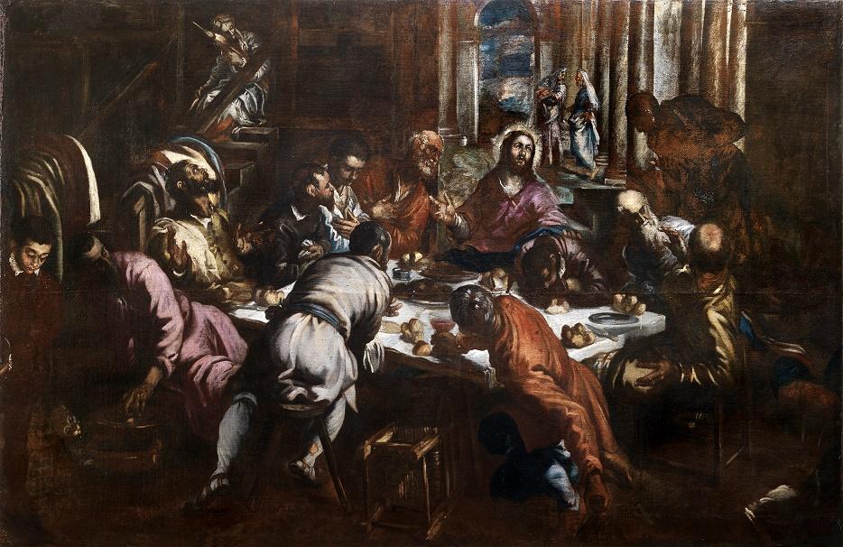 Tintoretto, Ultima Cena