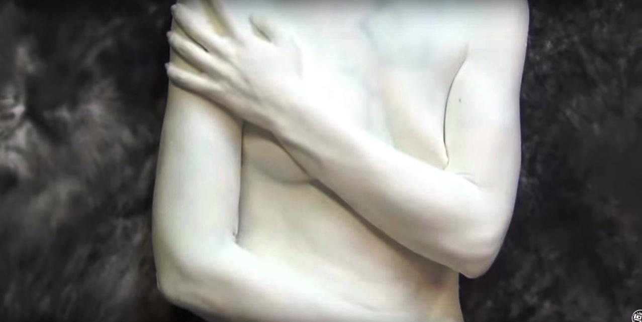 a calco busto 1