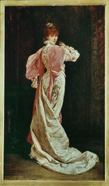 Georges Clairin, Bernhardt in Ruy Blas