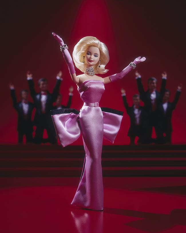 Barbie as Marilyn, 1997 © Mattel Inc.