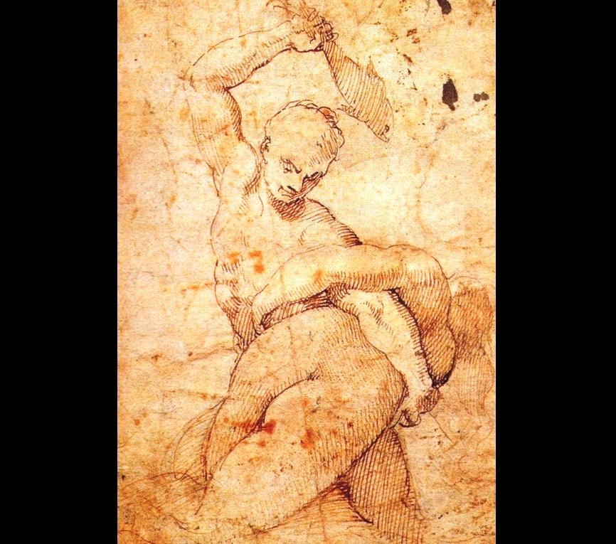 Francisco Venegas (c. 1525 - 1594), Amor virtuoso punisce Amor ferino