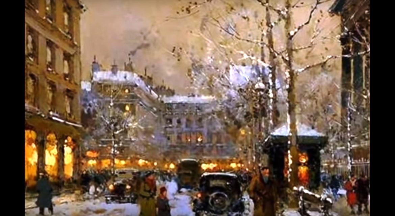 Che gioia parigi viaggia e sogna con noi attraverso i for Quadri di parigi