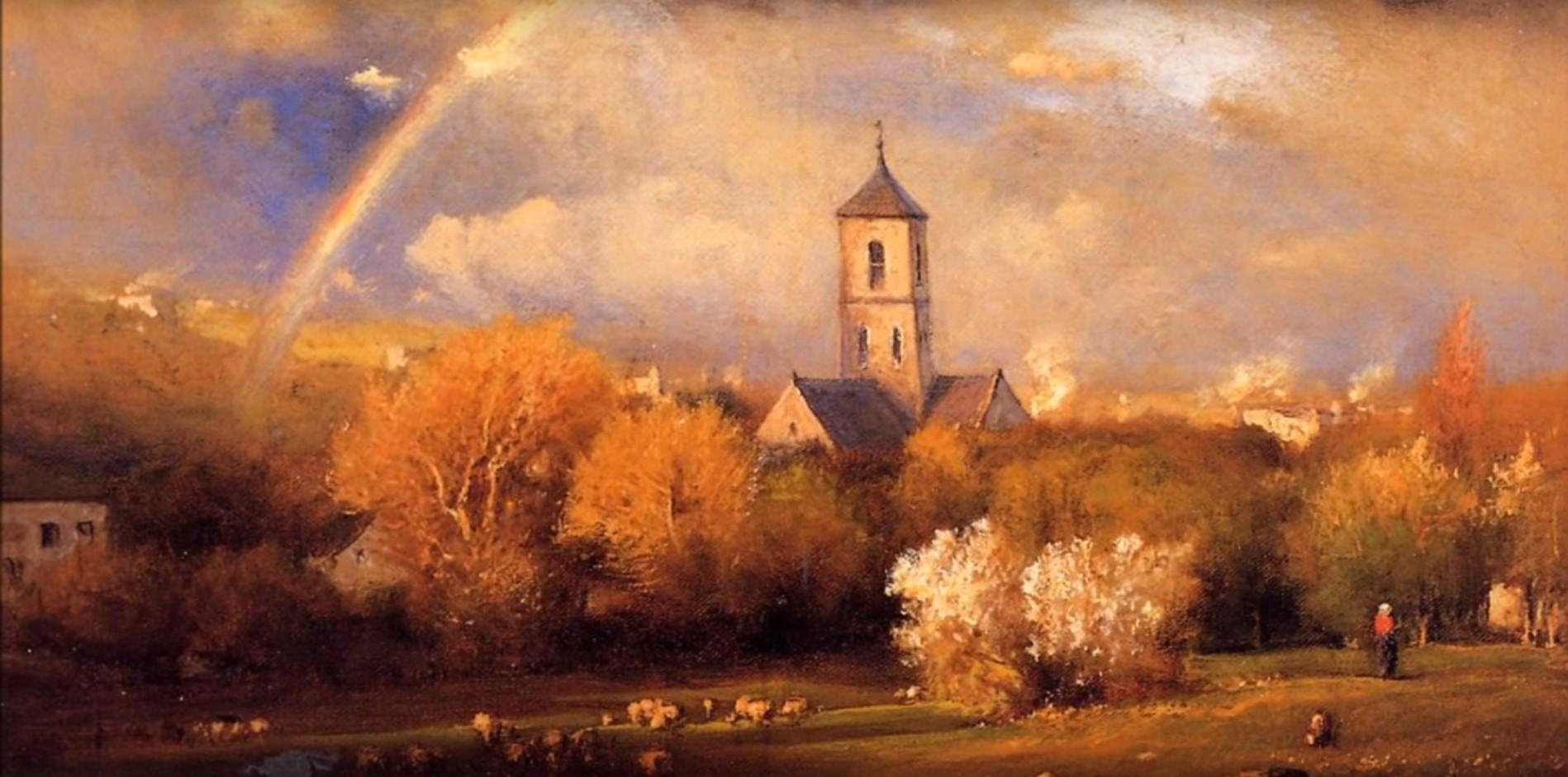 George Inness (1825 -1894)