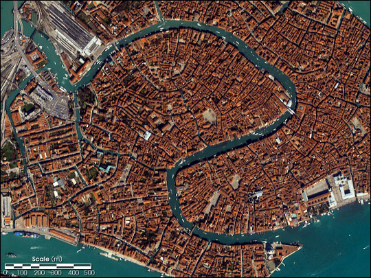 a venezia satellite
